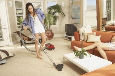 Чистота дома.