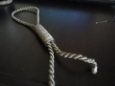Завязка.