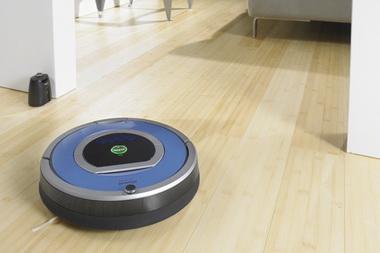 Робот-пылесос поможет вам убрать вашу квартиру